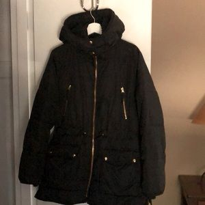J.Crew like New get ready for winter this coat is extremely WARM